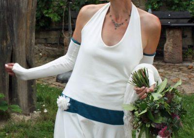 Brautkleid Sommer