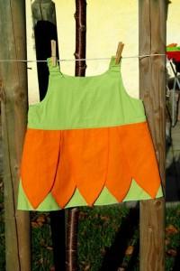 Serie Blütentraum Kleid