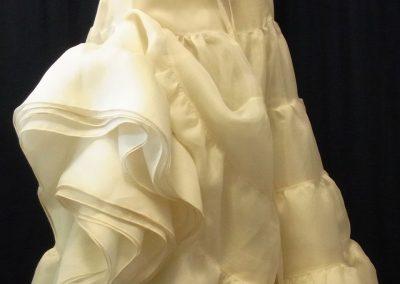 Petticoat aus Bio-Seide