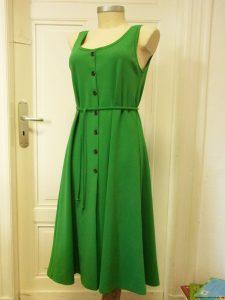 Sommerkleid-gruen-Biojersey