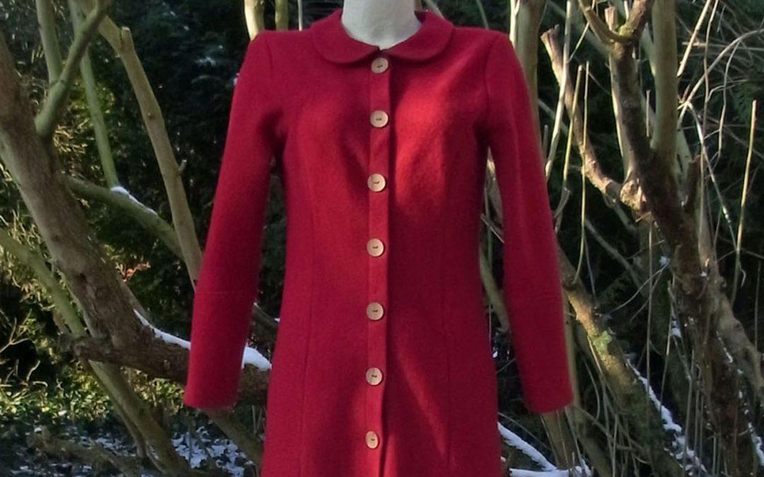 Winterkleider aus Bio-Schurwolle