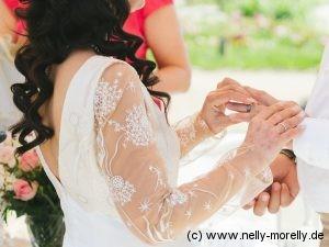 Brautkleid Pusteblume